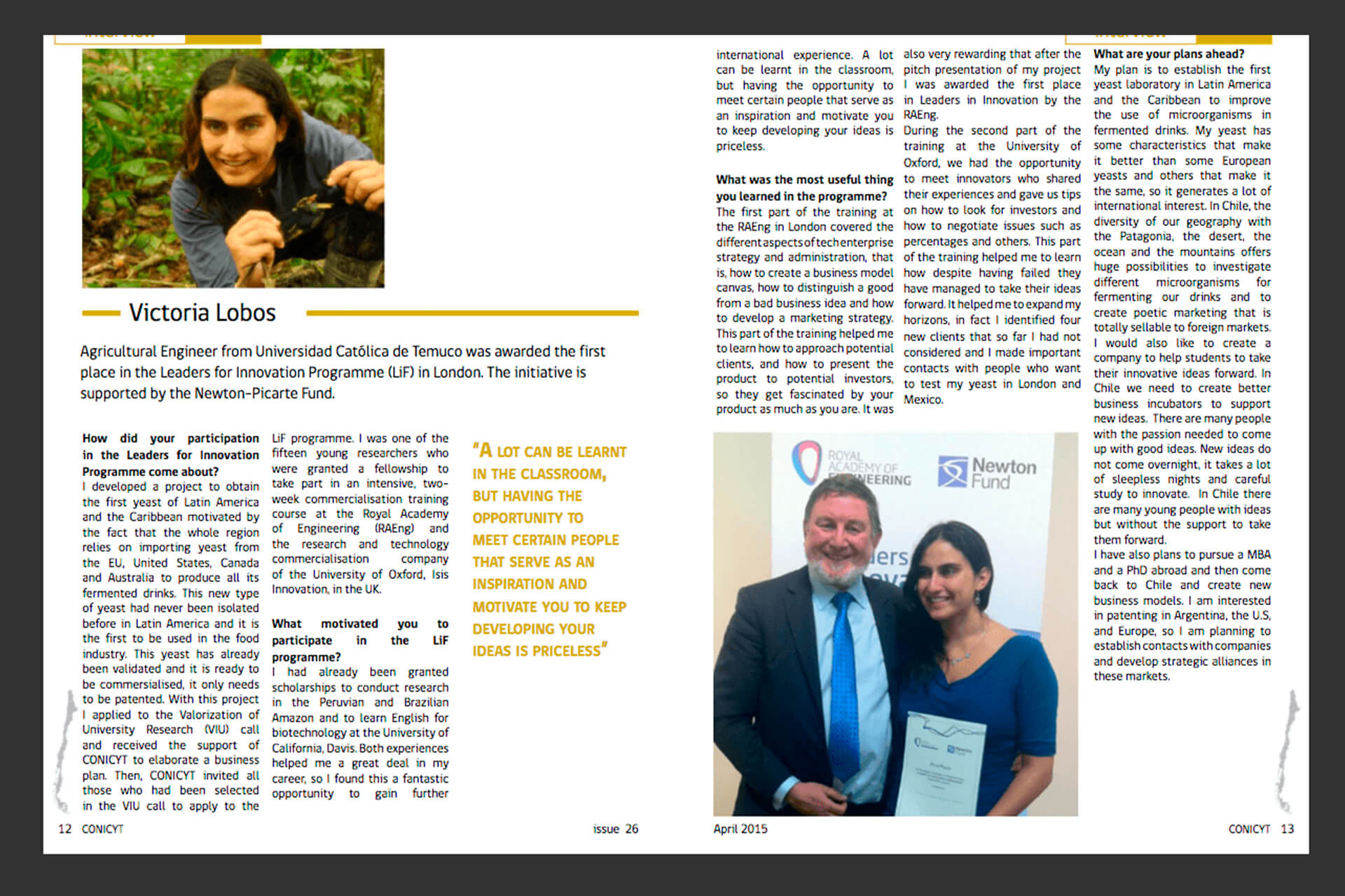 minarticle-quarterly-newsletter-of-the-international-cooperation-programme-at-CONICYT